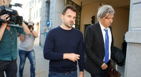 Club Brugge head coach Ivan Leko was released after questioning on Thursday. AFP