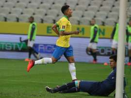 Firmino brace helps Brazil hammer Bolivia in WC qualifier. AFP
