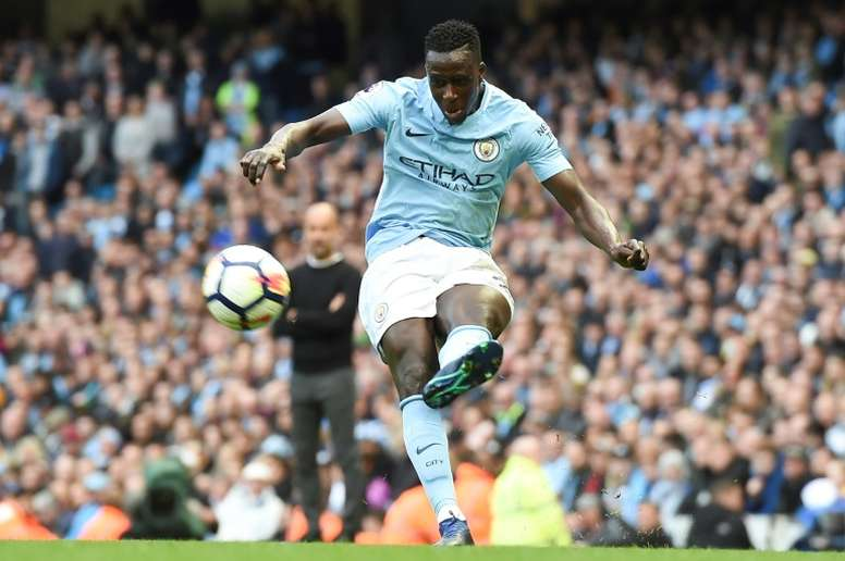 Mendy has struggled with match fitness in recent weeks. AFP