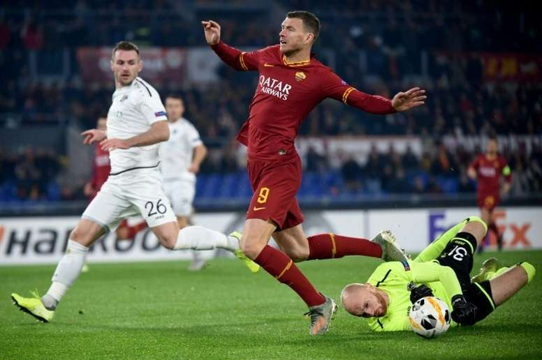 Roma in talks with US businessman Friedkin to buy club. AFP