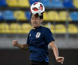 After identity blunder, Kagawa has Belgium in his sights. AFP