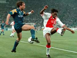 Twenty-five years on: Glory for Ajax and the Bosman ruling which changed football. AFP