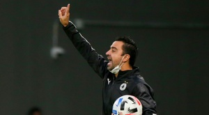 Xavi was frustrated by the officials in Al Sadds Asian Champions League exit. afp_en