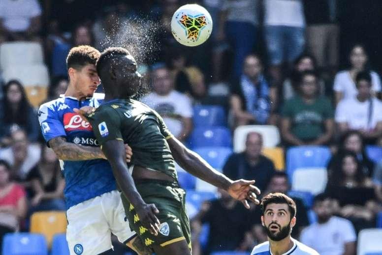 Brescia lost in Naples but Mario Balotelli scored