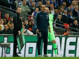 Mutinous Kepa has full respect for Sarri after 'misunderstanding'