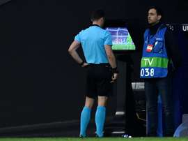 VAR will be used in the Premier League from the 2019/2020 season. AFP