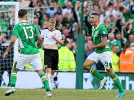 Jon Walters is an irish international. AFP