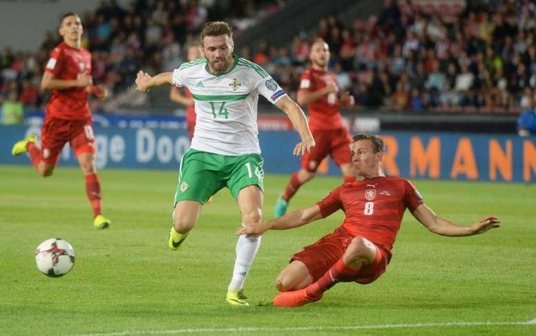 El conjunto estadounidense consiguió la victoria ante Árabe Unido. AFP