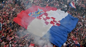 Croatia have held massive celebrations following the World Cup. AFP