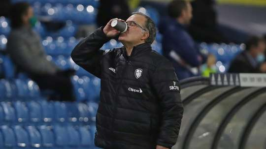 Bielsa is ready. AFP