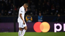 Mbappe failed to score on Wednesday