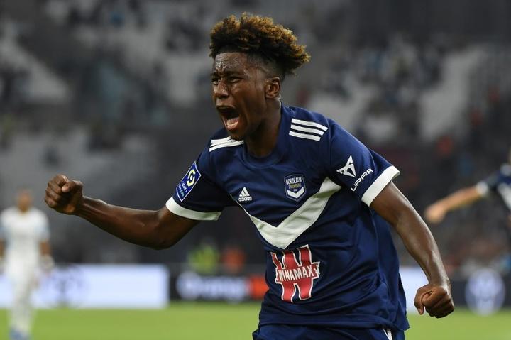 Marseille accroché par Bordeaux. AFP