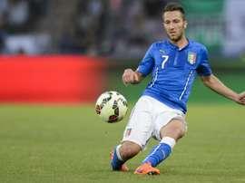 El Genoa pagará al Milan cinco millones de euros por Bertolacci. AFP
