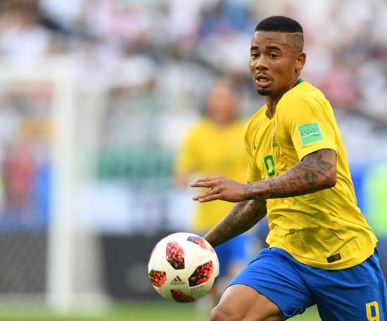 Gabriel Jesus has returned to the Brazil squad. GOAL