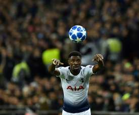Aurier committed to Spurs after failing in summer transfer bid. AFP