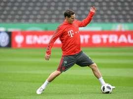 El Schalke 04 es el principal interesado por Rudy. AFP