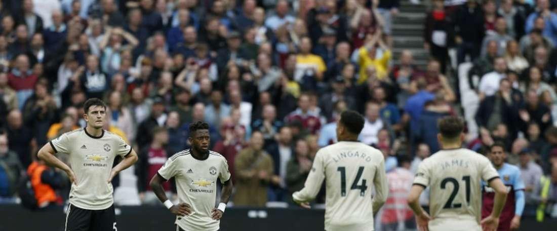 Tudo que o Manchester United precisa está na França. AFP