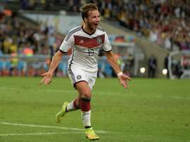 Gotze won Germany the World Cup. AFP