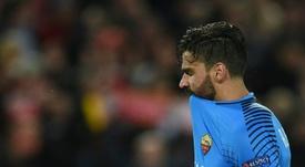 El fichaje de Alisson por el Liverpool, a un paso. AFP