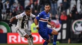 El Nápoles quiere al 'Capocannoniere'. AFP