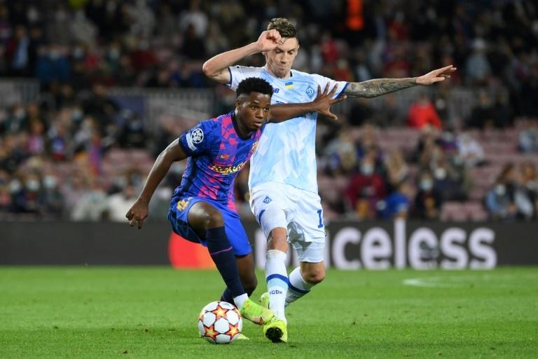 Ansu Fati a refusé des offres mirobolantes du PSG, Liverpool, et Manchester United