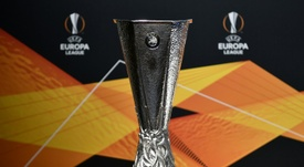The Europa League 2019/20 quarter-finals are now known. AFP
