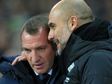 Euro ban will fire up Man City says Rodgers. AFP