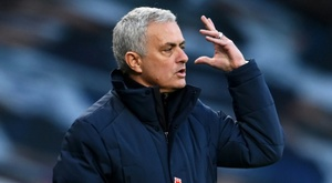 Sissoko elogiou a mentalidade de Mourinho. AFP