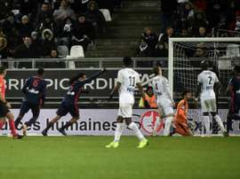 Denayer's goal was enough to see off Amiens. GOAL
