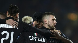 El Milan crece. AFP