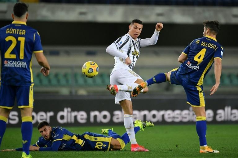 El escáner al gol en Italia: Lukaku, Cristiano y Muriel reparten 'títulos'