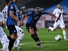 Atalanta beat Bologna. AFP