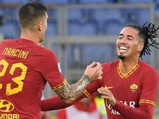 Caicedo winner keeps Lazio third, Smalling lifts Roma. AFP