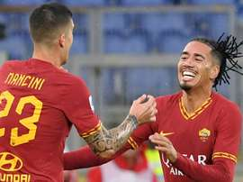 Caicedo winner keeps Lazio third, Smalling lifts Roma. AFP