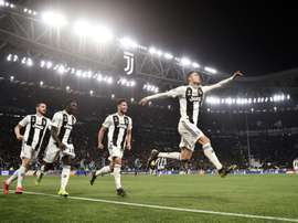 Juve are considering 10 names to form a superteam. AFP