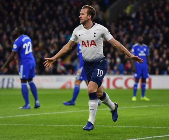 Kane, sur le point de faire son grand retour. AFP