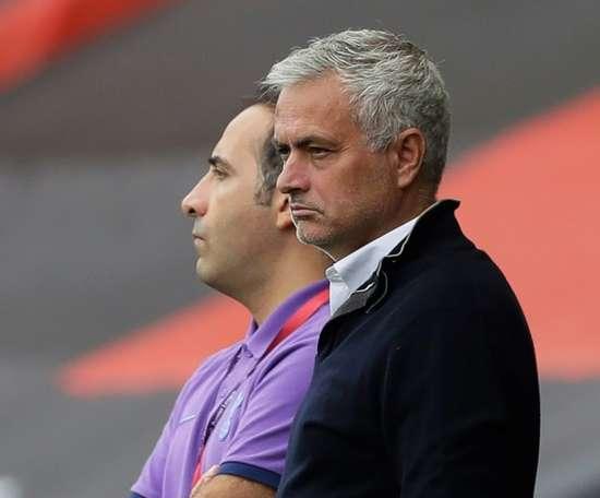 Mourinho wants five players. AFP