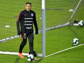 Reborn Sanchez feeling Chile's 'love' in Copa America