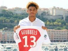 Monaco's new signing. AFP