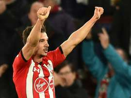 Cedric Soares has played 119 games for Southampton
