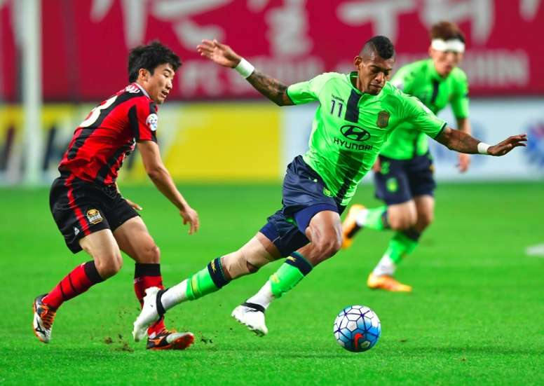 El surcoreano Kim Woo-Hong está al caer para el FC Seoul. AFP