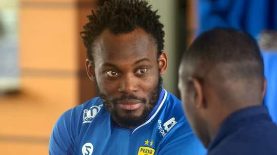 Former Chelsea, AC Milan and Real Madrid midfielder Michael Essien has signed for Indonesias Persib