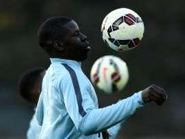 Zouma pourrait aller en sélection. AFP