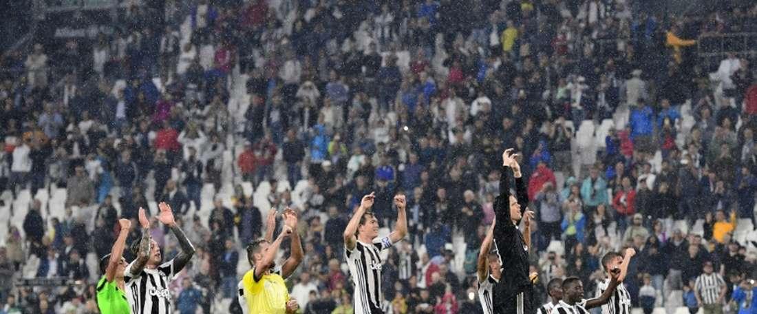 Juventus cruised past Chievo on Saturday. AFP