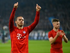 Bayern star Thiago Alcantara set to join Liverpool: report. AFP