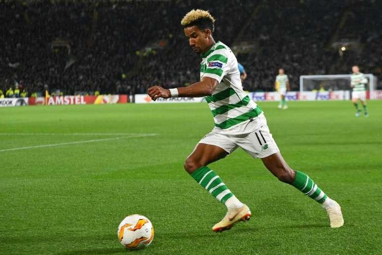 Cómoda victoria del Celtic. AFP