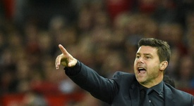 Pochettino is facing a difficult run of form. AFP