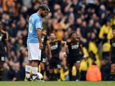 Man City shocked by Wolves, Man Utd beaten again at Newcastle. AFP