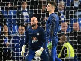 Kepa's fate in the balance as Chelsea bid to ease Sarri pressure.