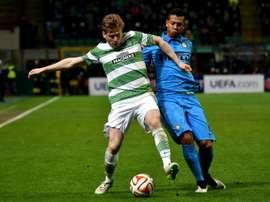 El Celtic quiere seguir con su dinámica. AFP